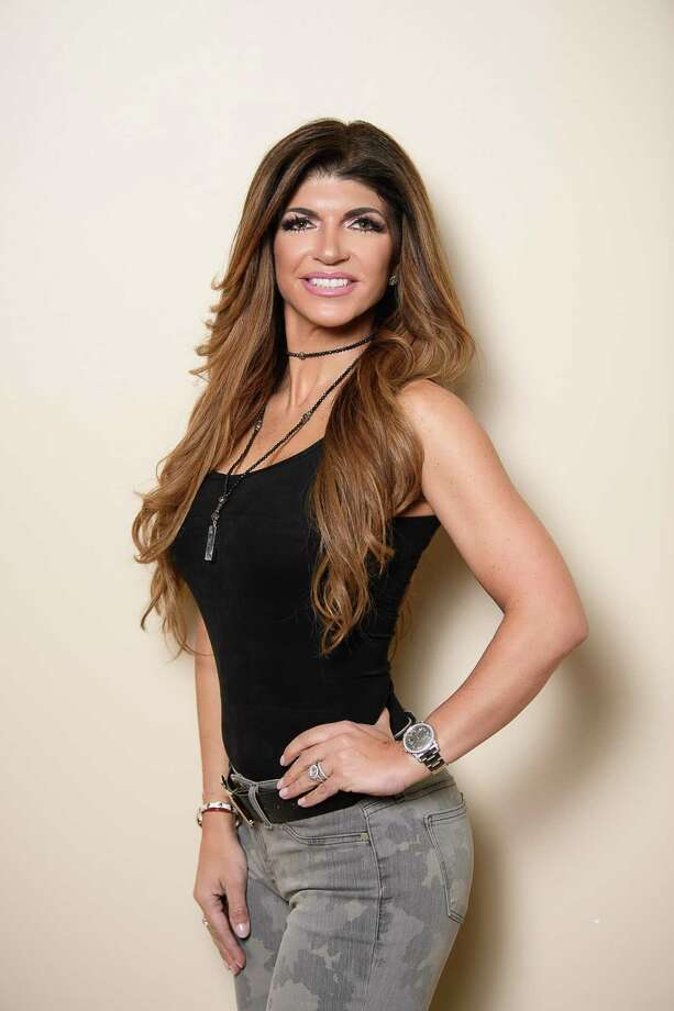 "Teresa Giudice, of the ""Real Housewives"" television series, will be among the women onstage when ""An Evening with Celebrity Housewives"" returns to The Ridgefield Playhouse on May 31. Photo: Dave Kotinsky / Contributed Photo / 2017 Dave Kotinsky"