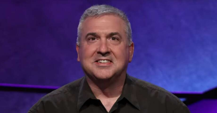 Francois Barcomb (screen grab from jeopardy.com) Photo: Francois Barcomb (screen Grab From Jeopardy.com)