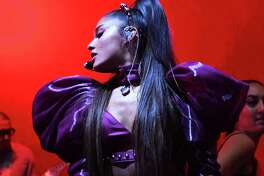 """Ariana Grande: Rising pop star Grande became something more in the wake of terror and heartbreak, a profile in resilience and good will. She followed her 2018 album """"Sweetener,"""" the most warmly received work of her young career, with a pair of No. 1 hits, """"Thank U, Next"""" and """"7 Rings."""" 8 p.m. Friday. AT&T Center, 1 AT&T Center Parkway at East Houston St. Sold out (some verified resale tickets available at ticketmaster.com). attcenter.com - Jim Kiest"""