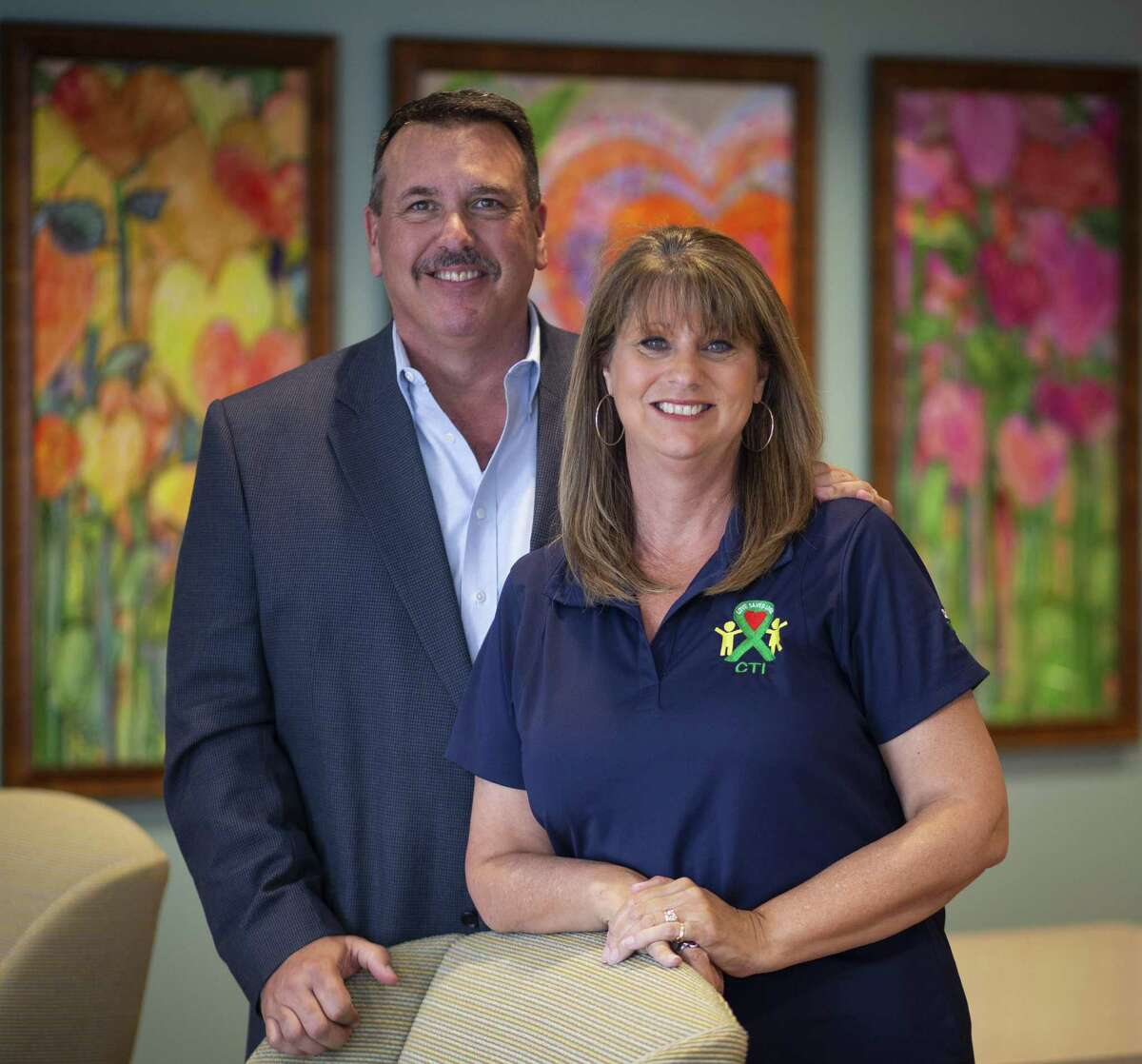 Ross and Cheryl Witty started the nonprofit Children's Transplant Initiative to give back to the organ transplant community after their daughter Kimmy underwent a kidney transplant in 2011.