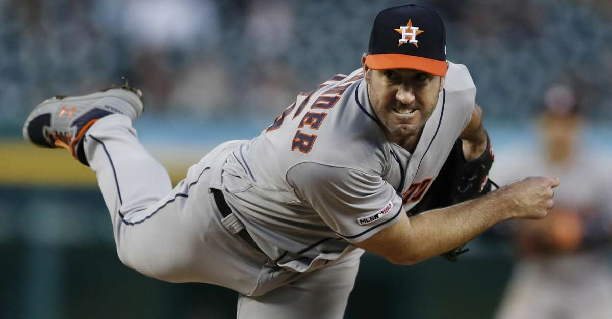 Since joining the Astros in August 2017, Justin Verlander is 28-10 with a 2.33 ERA