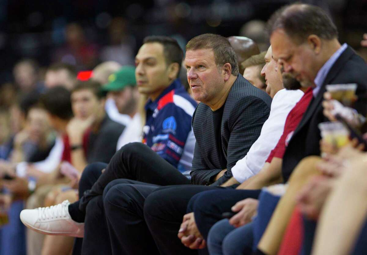 Houston Rockets owner Tilman Fertitta says he has a culture in his company that they drive harder than others. 'The Houston Rockets are not going to be a lifestlyle team.'