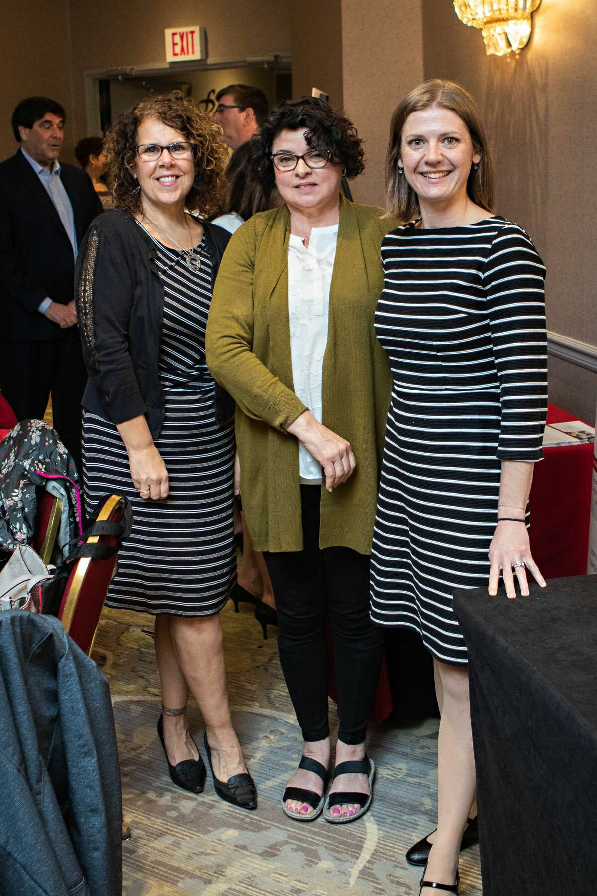Were you Seen at the Times Union Salute to Nurses, sponsored by St. Peter's Health Partners and Excelsior College, at the Albany Marriott on Wolf Road in Colonie on May 10, 2019?
