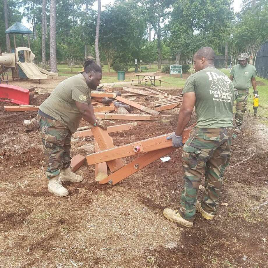Veteran-owned junk removal business makes mark on area after