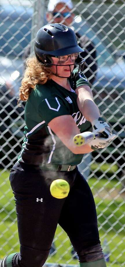 Bad Axe at EPBP — Softball Photo: Paul P. Adams/Huron Daily Tribune