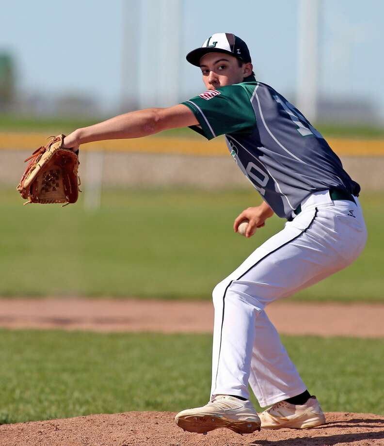 Bad Axe at EPBP — Baseball Photo: Paul P. Adams/Huron Daily Tribune