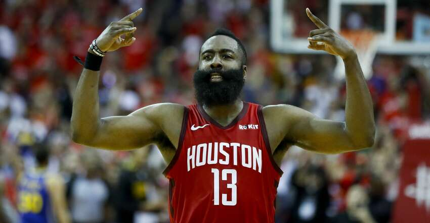James Harden, 6-5, guard Harden narrowly missed out on his second straight MVP award after averaging 36.1 points and 7.5 rebounds per game last season.