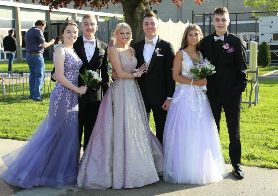 Were you Seen at the Scotia-Glenville Junior-Senior Prom held at The Glen Sanders Mansion in Scotia on Friday, May 17, 2019? Photo: Gary McPherson - McPherson Photography