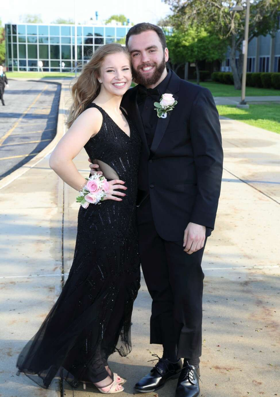 Were you Seen at the Scotia-Glenville Junior-Senior Prom held at The Glen Sanders Mansion in Scotia on Friday, May 17, 2019?