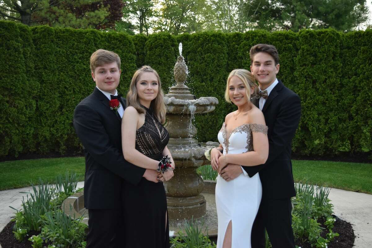Monroe's Masuk High School held its prom at the Waterview in Monroe on May 17, 2019.  Were you SEEN?