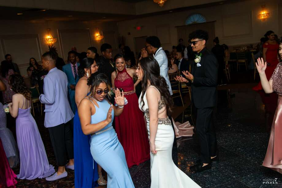 Derby High School held its prom at Fantasia in New Haven on May 17, 2019. Were you SEEN? Photo: Shaleah Williams - Eighty7Pixels