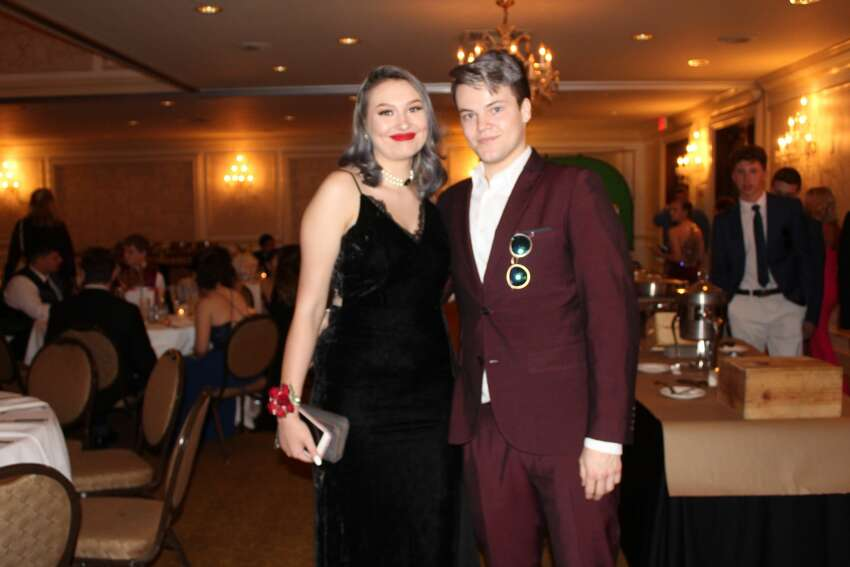 Branford High School held its prom on May 17, 2019 at Omni Hotel in New Haven. Were you SEEN?