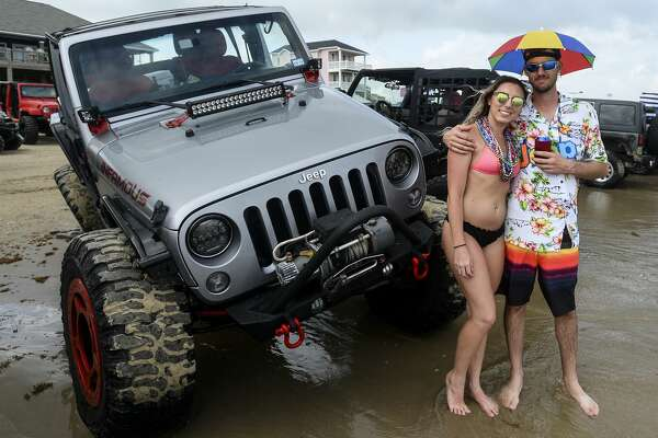 Over 100 Arrests Made During 'Go Topless' Weekend In