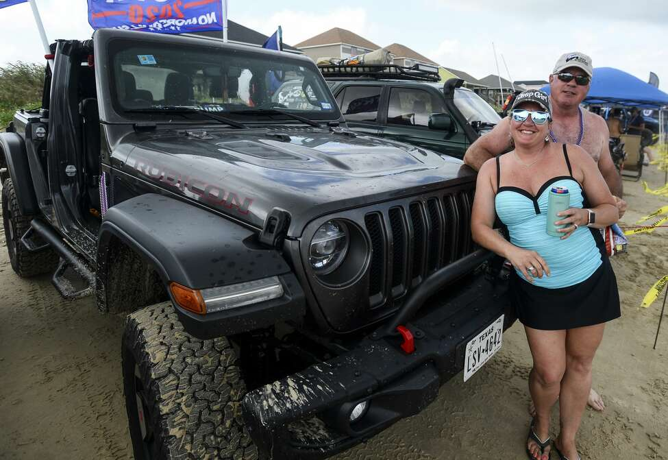 Over 100 Arrests Made During 'Go Topless' Weekend In Galveston