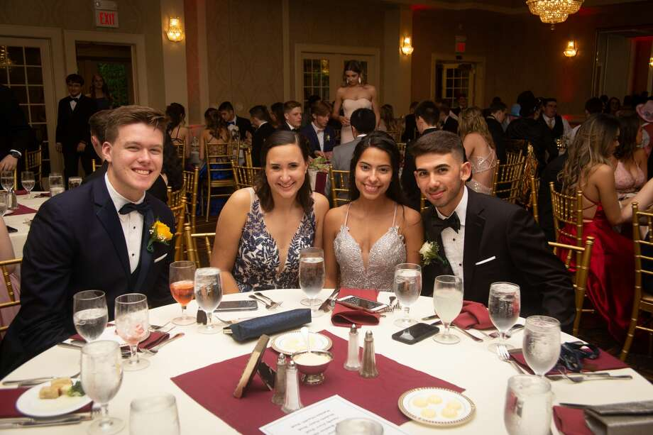 Bethel High School held its prom at Saint Clements Castle in Portland on May 17, 2019. Were you SEEN? Photo: Lisa Nichols/ Hearst CT Media