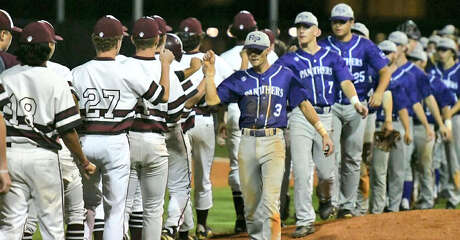 Game three between Cy-Fair vs. Ridge Point is scheduled for 1 p.m., May 18, at Mayde Creek High School. The winner of the series will face Atascocita/Clear Springs.