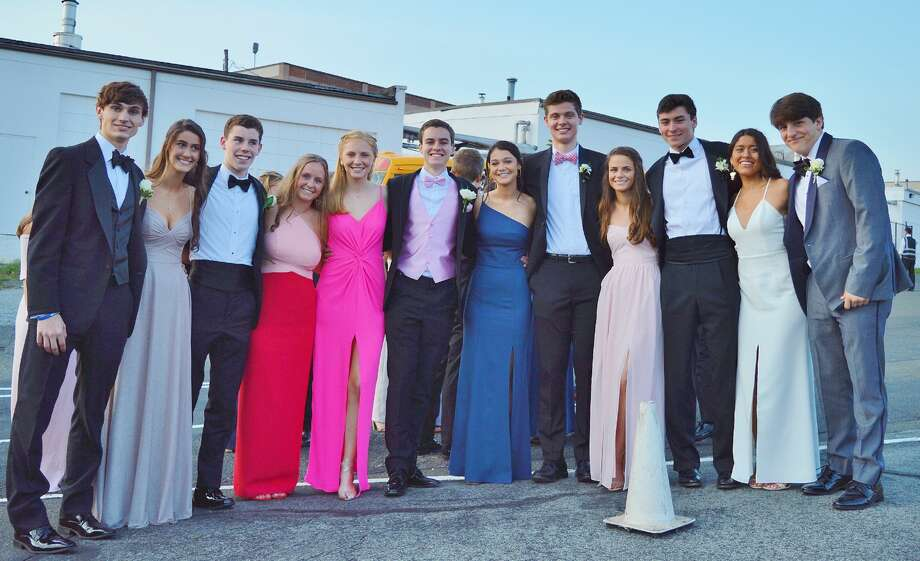Darien High School held its prom on May 17, 2019 at the Stamford Loading Dock. Were you SEEN? Photo: Todd Tracy / Hearst Media