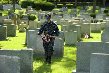 Stamford Veterans remembered in advance of Memorial Day
