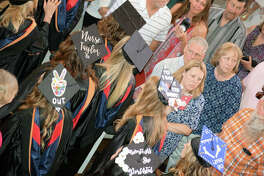 Sights from the 2019 MacMurray College commencement ceremony