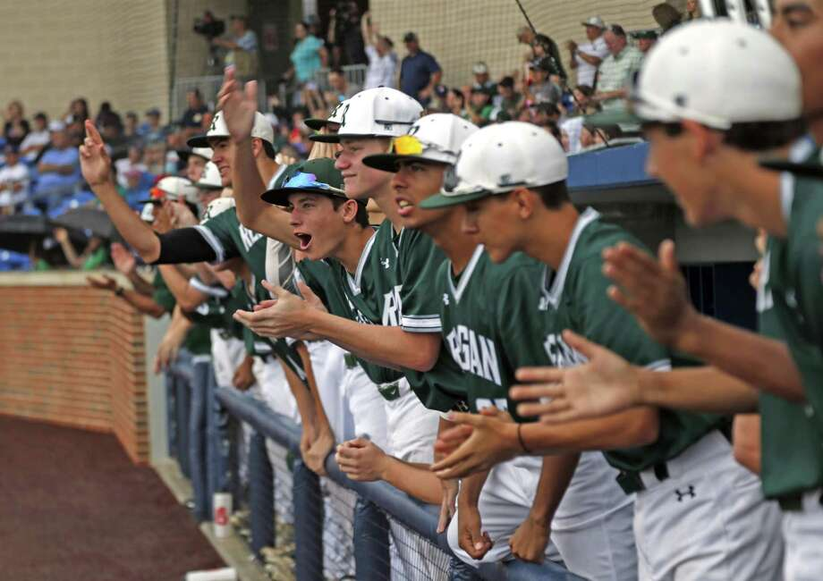 Reagan defeated Austin Westlake 6-5 in game Three to advance to the next round on Saturday, May 18, 2019 at Northeast Sports Complex Photo: Ronald Cortes/Contributor / 2019 Ronald Cortes