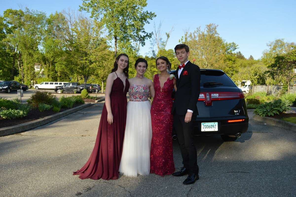 Shelton High School held its prom at the Amber Room Colonnade in Danbury on May 18, 2019. Were you SEEN?