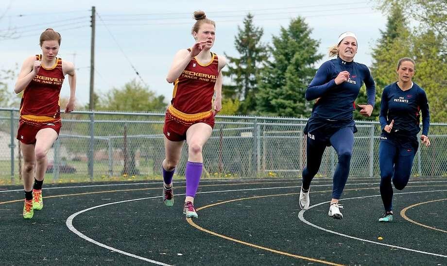 Division 4 Track & Field Regional Photo: Paul P. Adams/Huron Daily Tribune