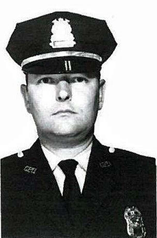 Retired Greenwich Police Capt. Albert Barclay died on May 13, 2019, at the age of 83. Photo: Contributed Photo / Greenwich Police Department