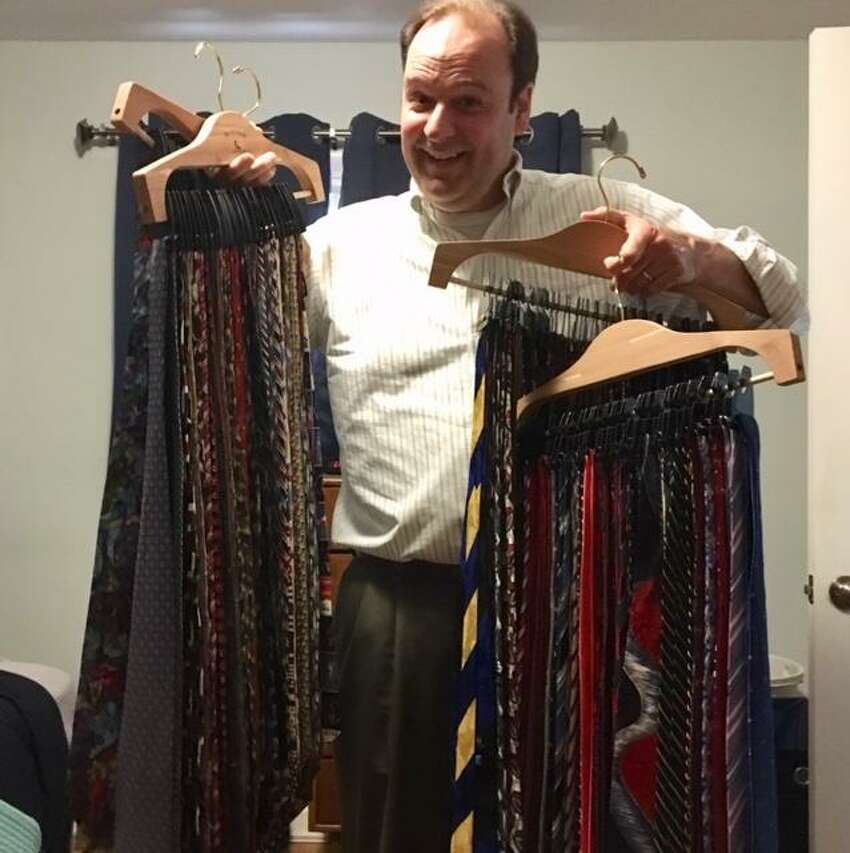 1. At last count, from holiday-themed and Jerry Garcia to Bill Blass and The Beatles, I have 251 neckties.