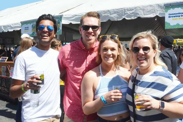 Two Roads Brewing Company in Stratford held the annual Gathering at the Bines Beer Festival on May 18, 2019. Festival goers enjoyed beer samples, food trucks and more. Were you SEEN?