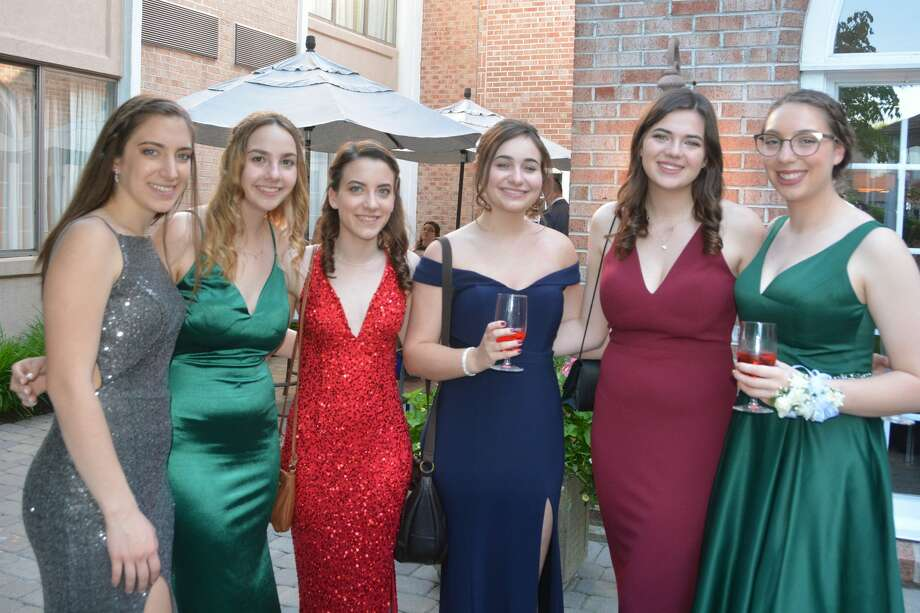 New Fairfield High School held its prom at the Ethan Allen in Danbury on May 18, 2019. Were you SEEN? Photo: Vic Eng / Hearst Connecticut Media Group