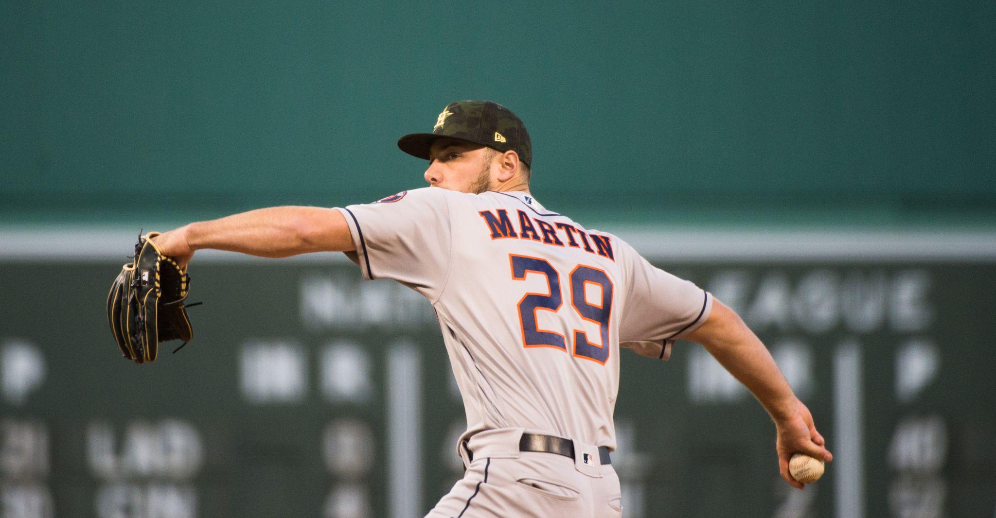 Astros insider: Corbin Martin shows his mettle