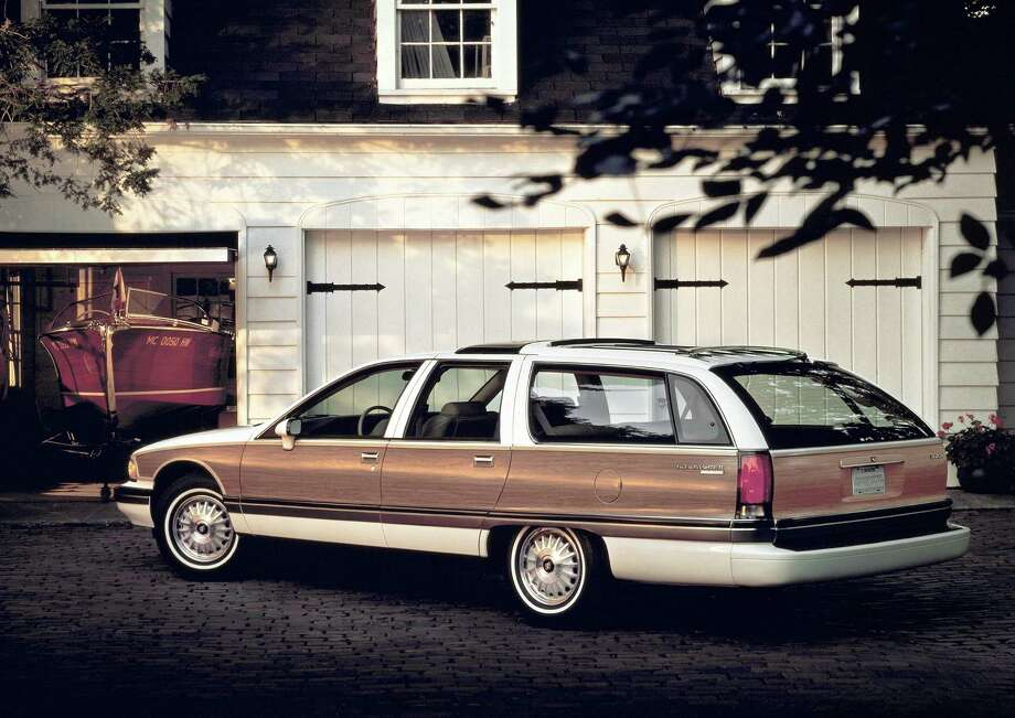 A 1992 Buick Roadmaster Estate Wagon. Photo: General Motors. / The Washington Post