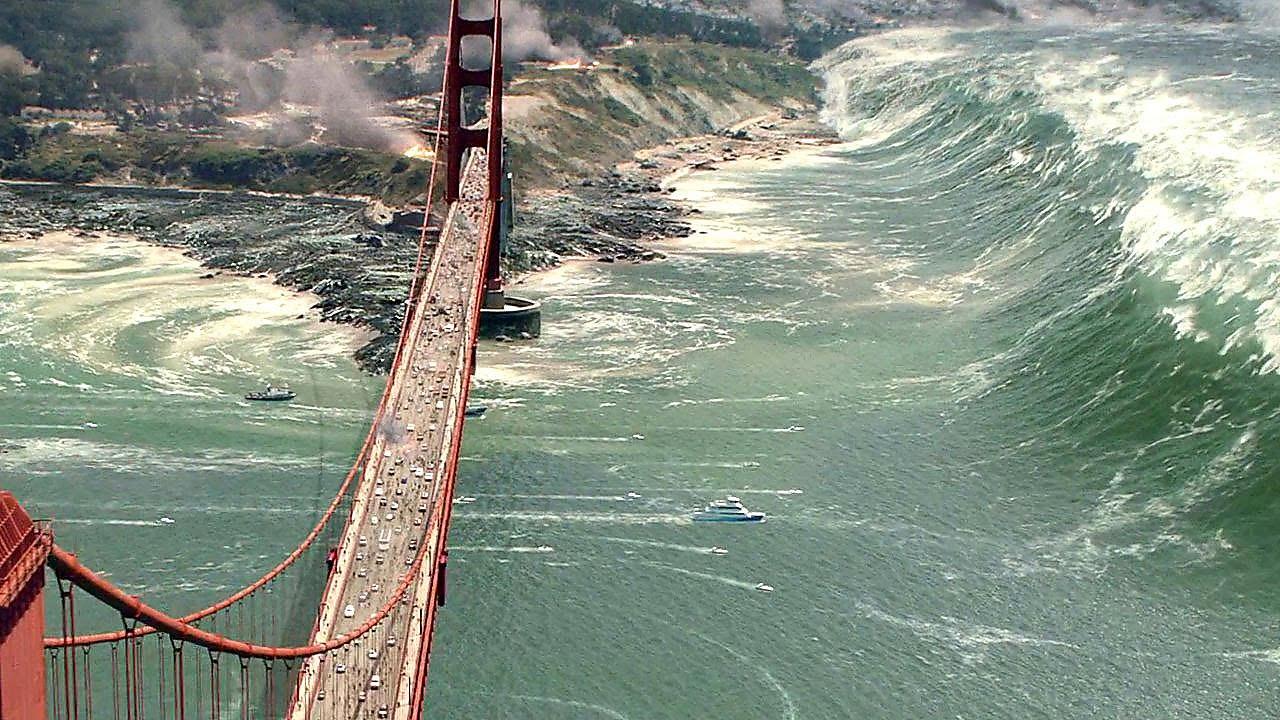 The Bridge Hollywood Loves To Hate Golden Gate Bridge Destruction Ranked Sfchronicle Com
