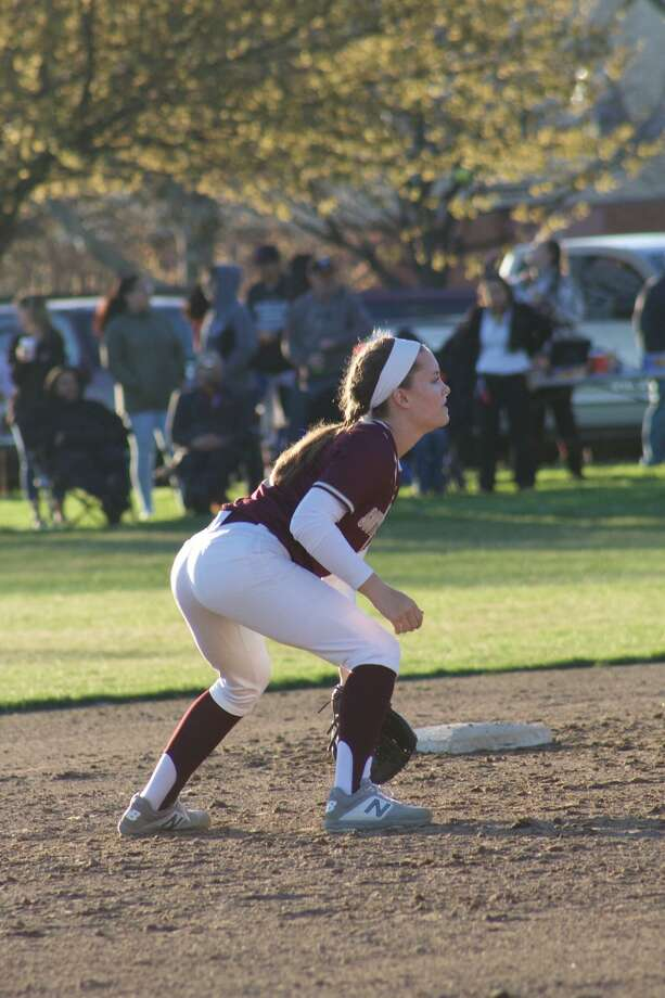 South Windsor shortstop Taylor Darby has been a key player for the Bobcats this season. Photo: Hearst Connecticut Media