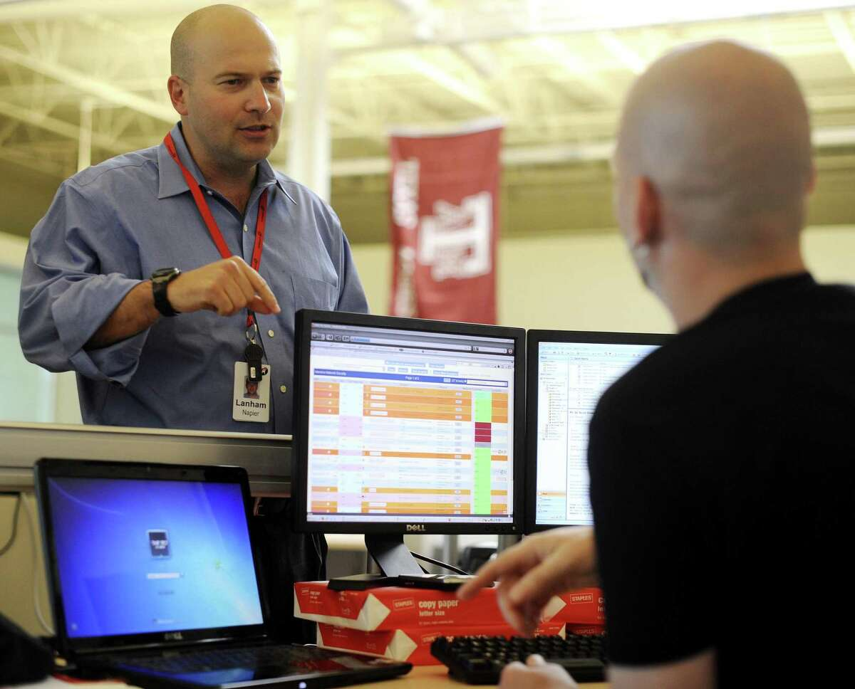 In his book, former Rackspace CEO Lanham Napier says he wanted Rackspace's strategy to be long term,
