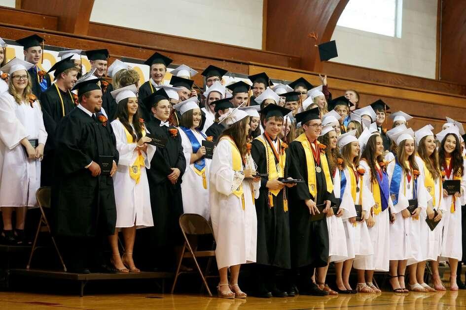 Ubly Graduation