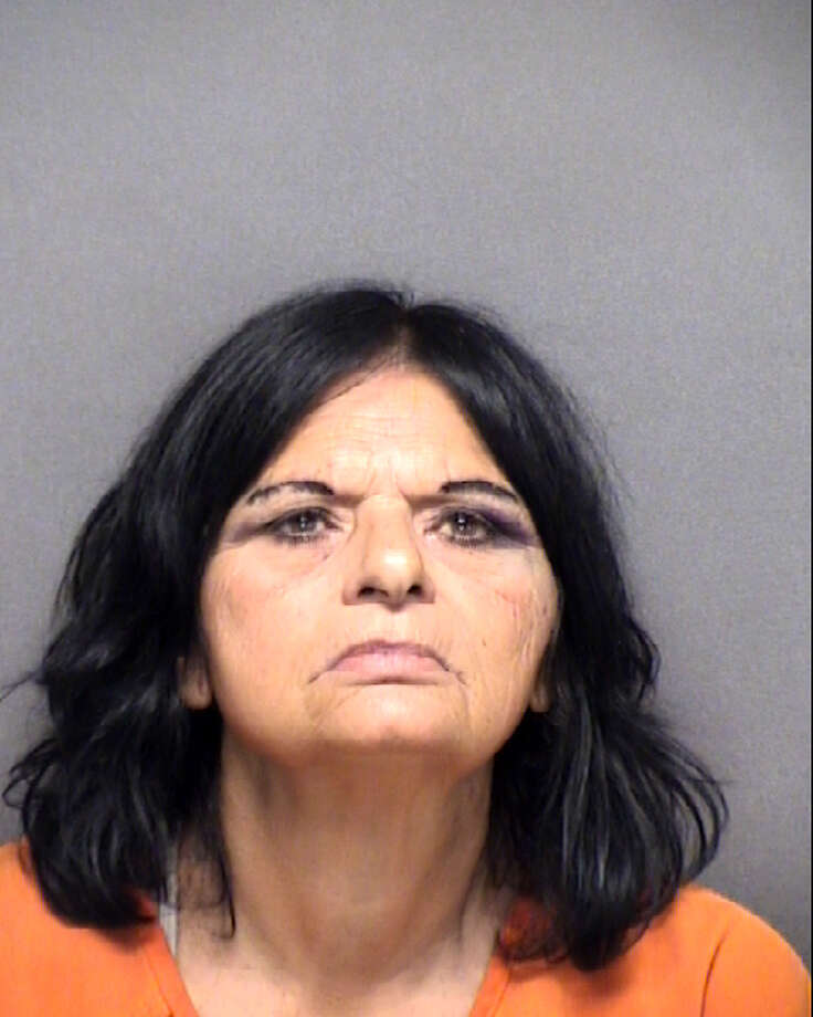 Venetta Jean Oneill, 59, was arrested Saturday and charged with murder, according to Bexar County records. Photo: Courtesy Bexar County Sheriff's Office