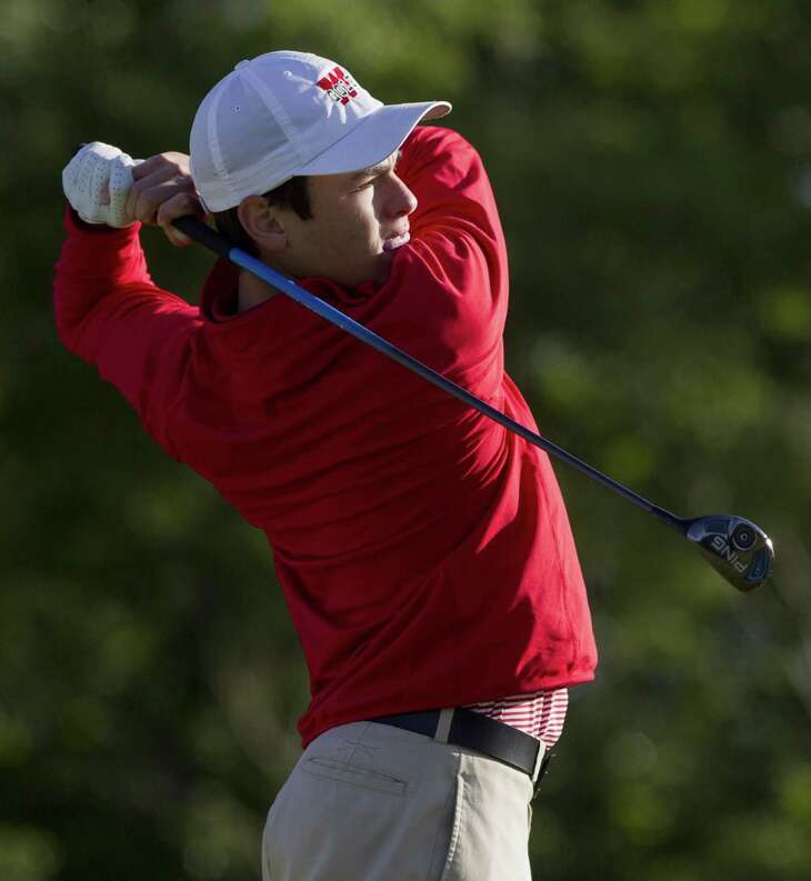 """Senior Andres Anzaldua offers The Woodlands experience on a team that's """"peakng right now,"""" according to coach Eric Noski."""