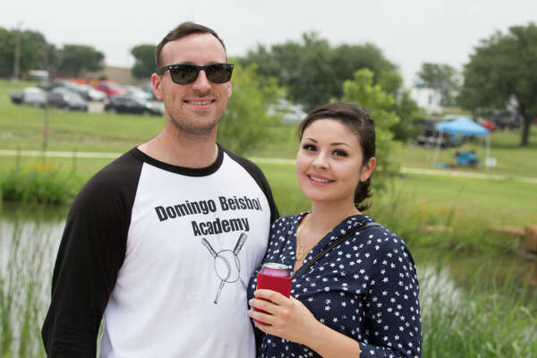 San Antonio celebrated its unofficial food and drink on Sunday, May 19, 2019, at the 9th annual Barbacoa & Big Red Festival.