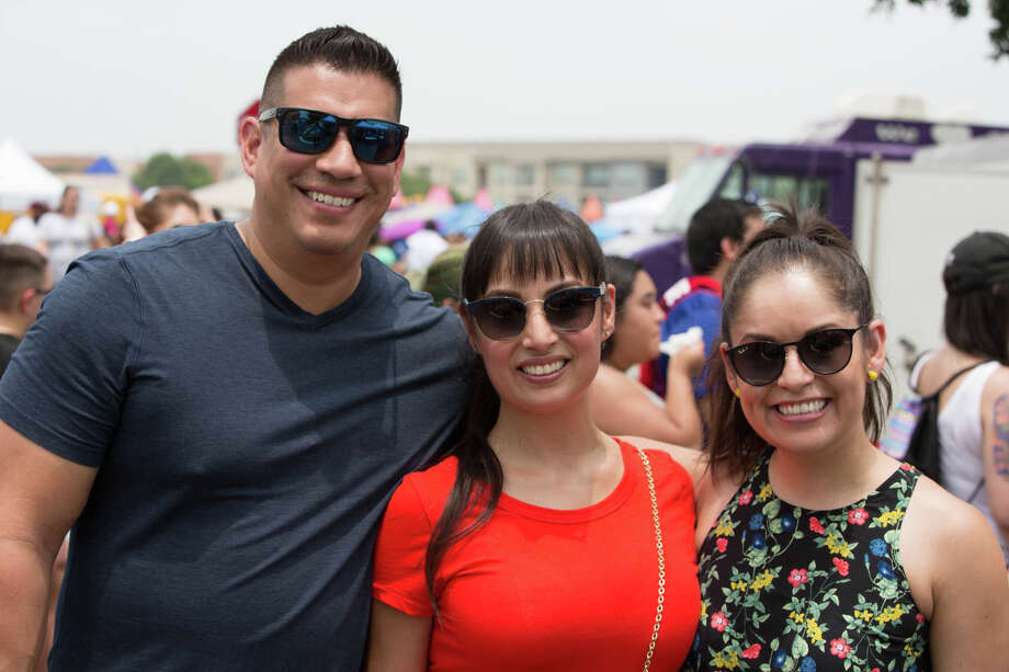 San Antonio celebrated its unofficial food and drink on Sunday, May 19, 2019, at the 9th annual Barbacoa & Big Red Festival. Photo: B Kay Richter For MySA.com