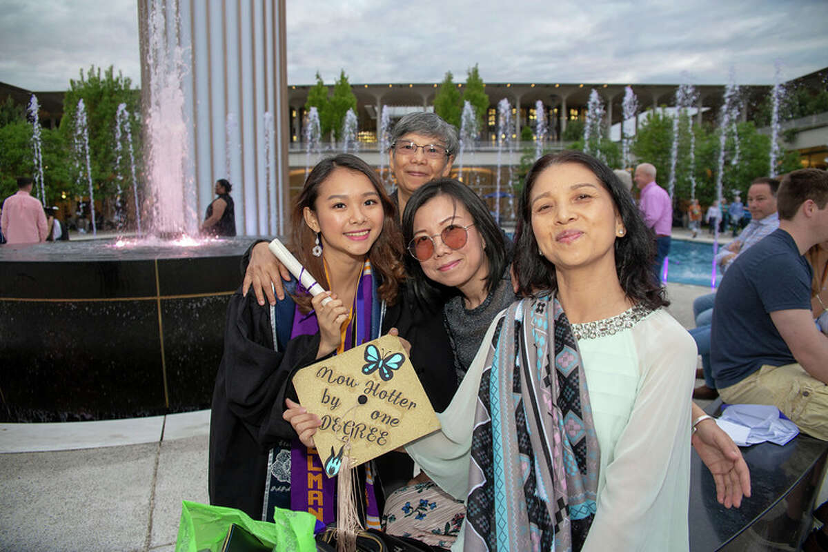 Were you Seen at the University at Albany's 175th commencement festivities throughout May in 2019?
