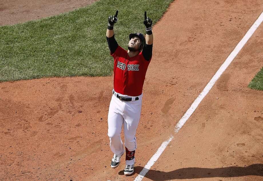 Red Sox halt Astros' winning streak at 10 games