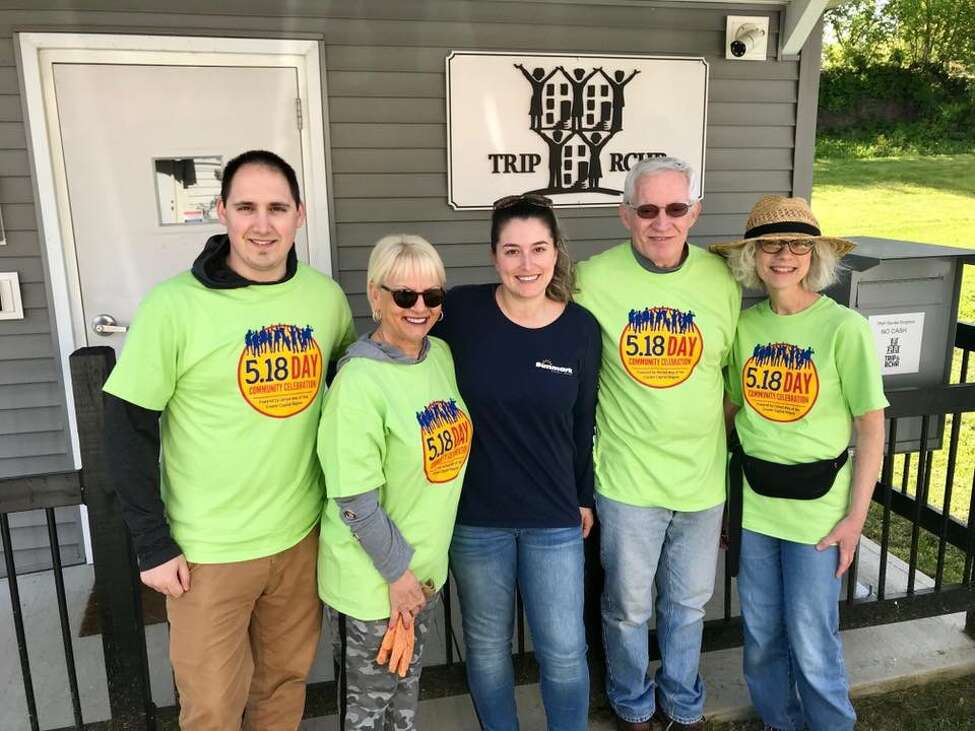 Were you seen at United Way's 5.18 Day on Saturday, May 18 at sites throughout the Capital Region?