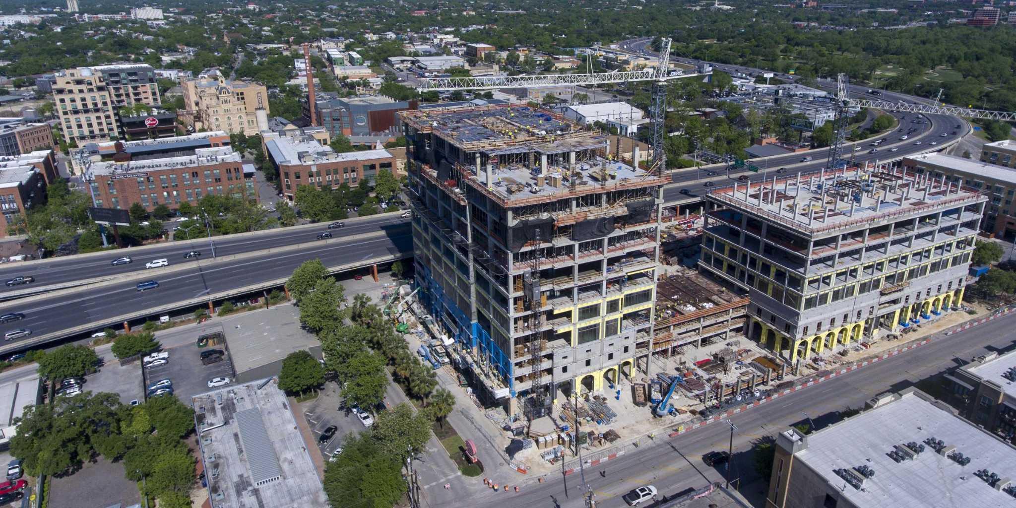 Progressive stronghold embodies San Antonio's political divide
