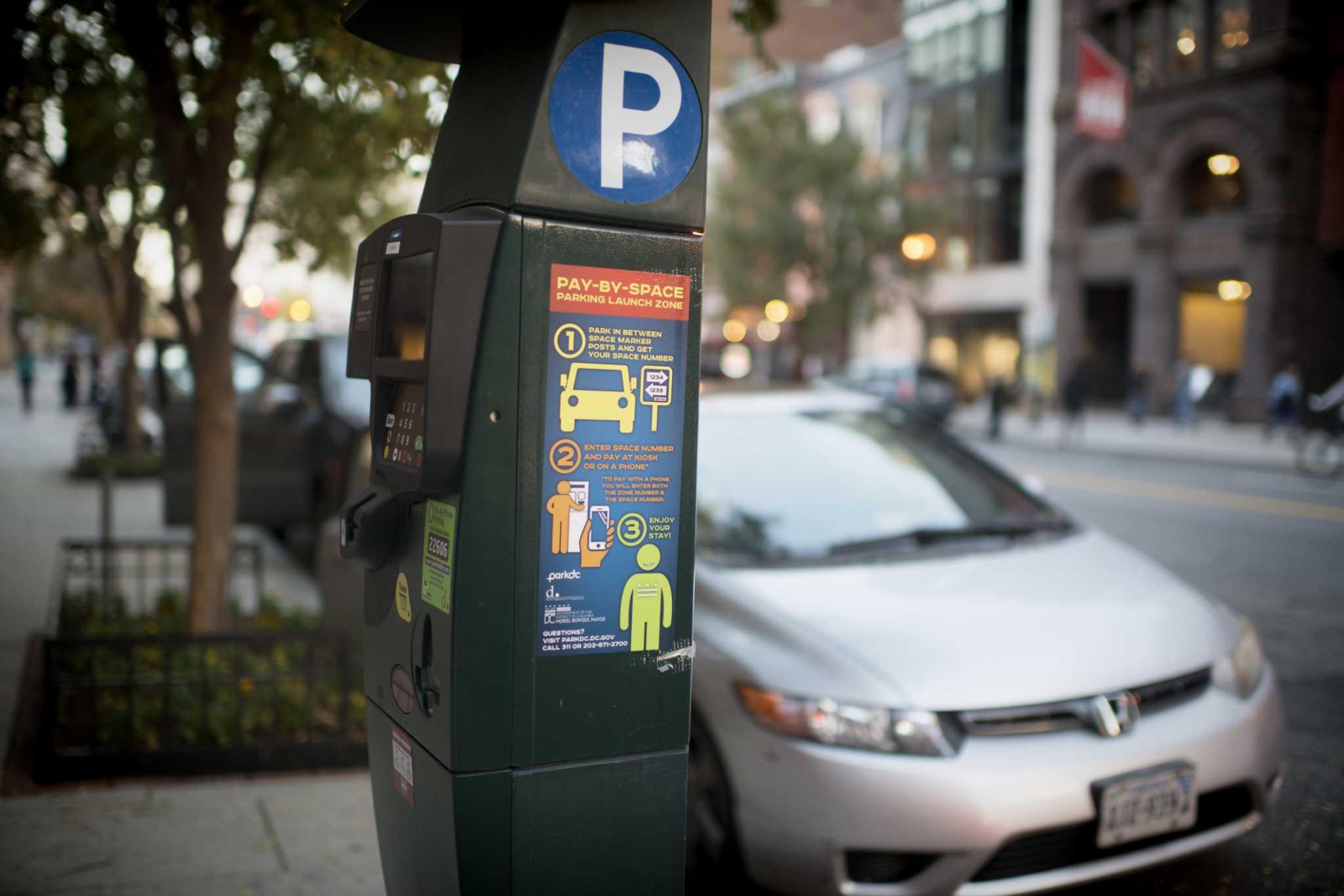 DC considers resident parking enforcers