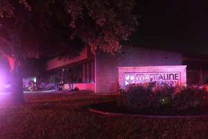Firefighters responded to a two-alarm fire Sunday night at the Mantaline Corp. on Dividend and Grubb. The company produces rubber materials at the site.