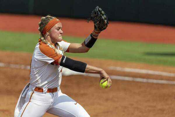 Texas Pitcher Miranda Elish Provides Optimistic Update