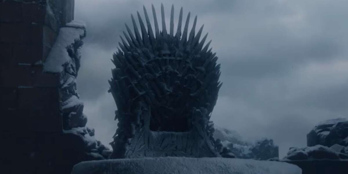 In the Game of Thrones, you either win or you die, or you just burn the whole thing down and start again.