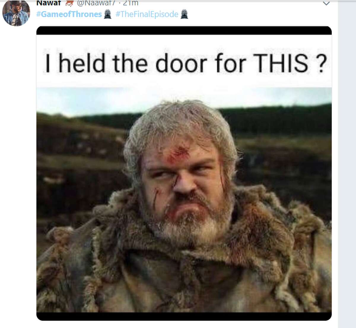 The Best Memes Reactions To Game Of Thrones Season 8 Episode 6