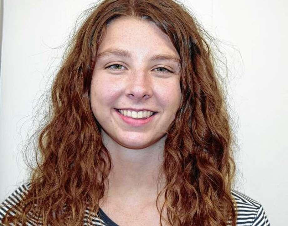 Myka Thies Photo: Samantha McDaniel-Ogletree | Journal-Courier